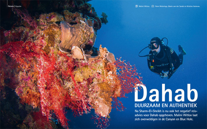 Dahab Onderwatersport Magazin